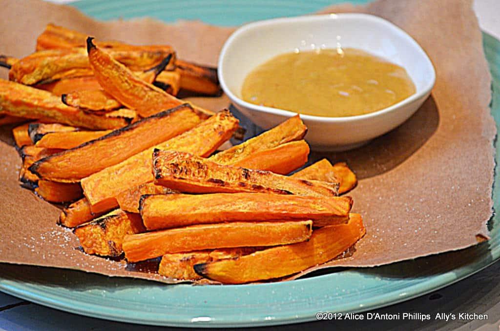 Sweet Potato Short Fries