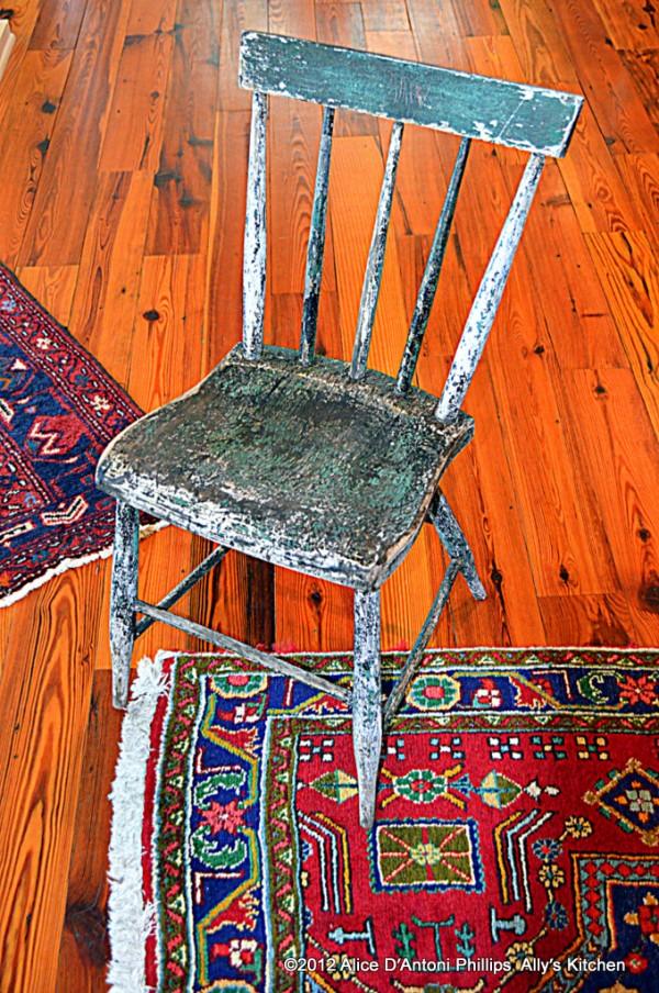 Little Boho Peep Chair