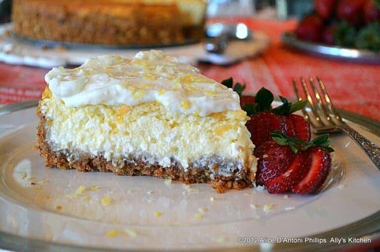 živjeli kata croatian cheesecake