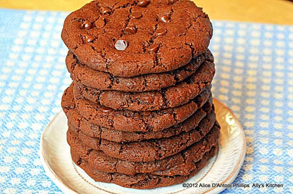 heavenly chocolate cookies