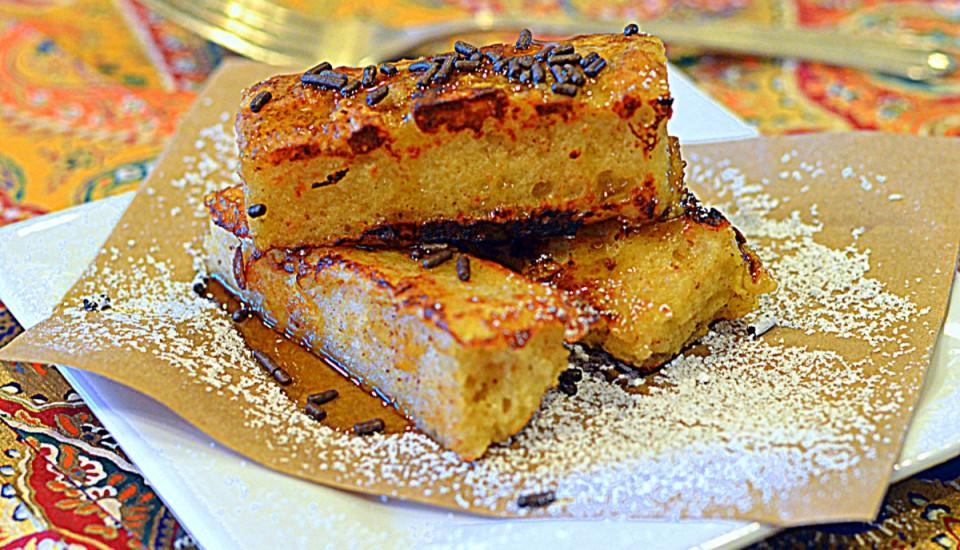 how to make cinnamon vanilla sugar
