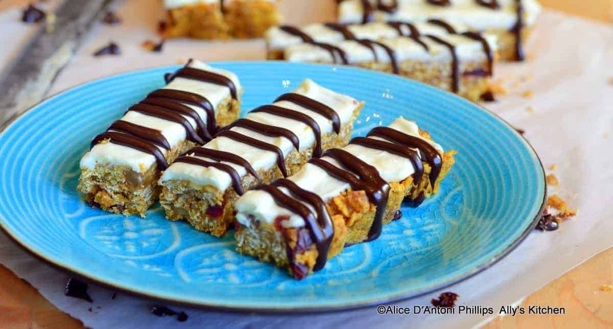 """thoughts on """" Spiced Pumpkin Pecan Oatmeal Bars """""""