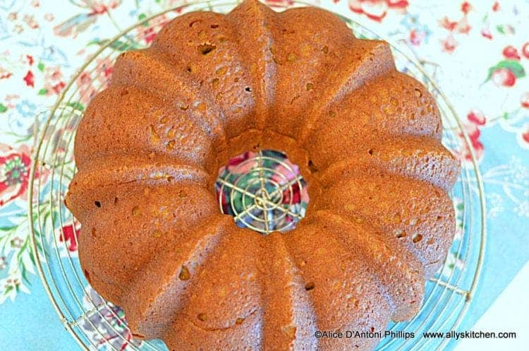 Vintage Poundcake