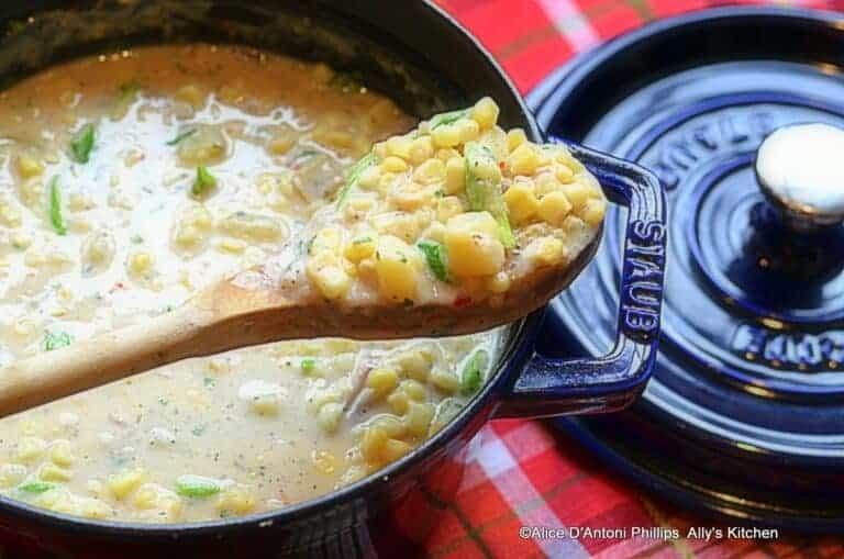 pennsylvania dutch corn chowder