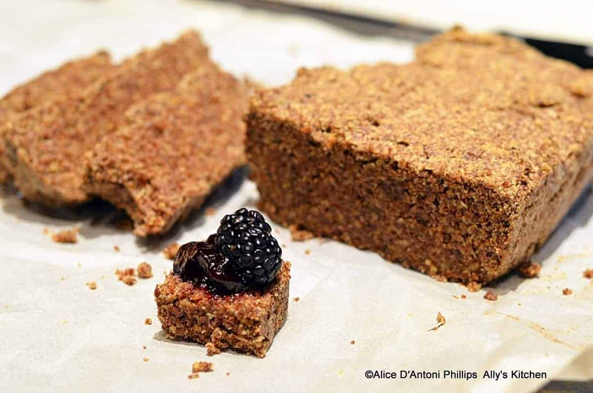 Gluten-Free Bread from Lauren Kelly's Cookbook