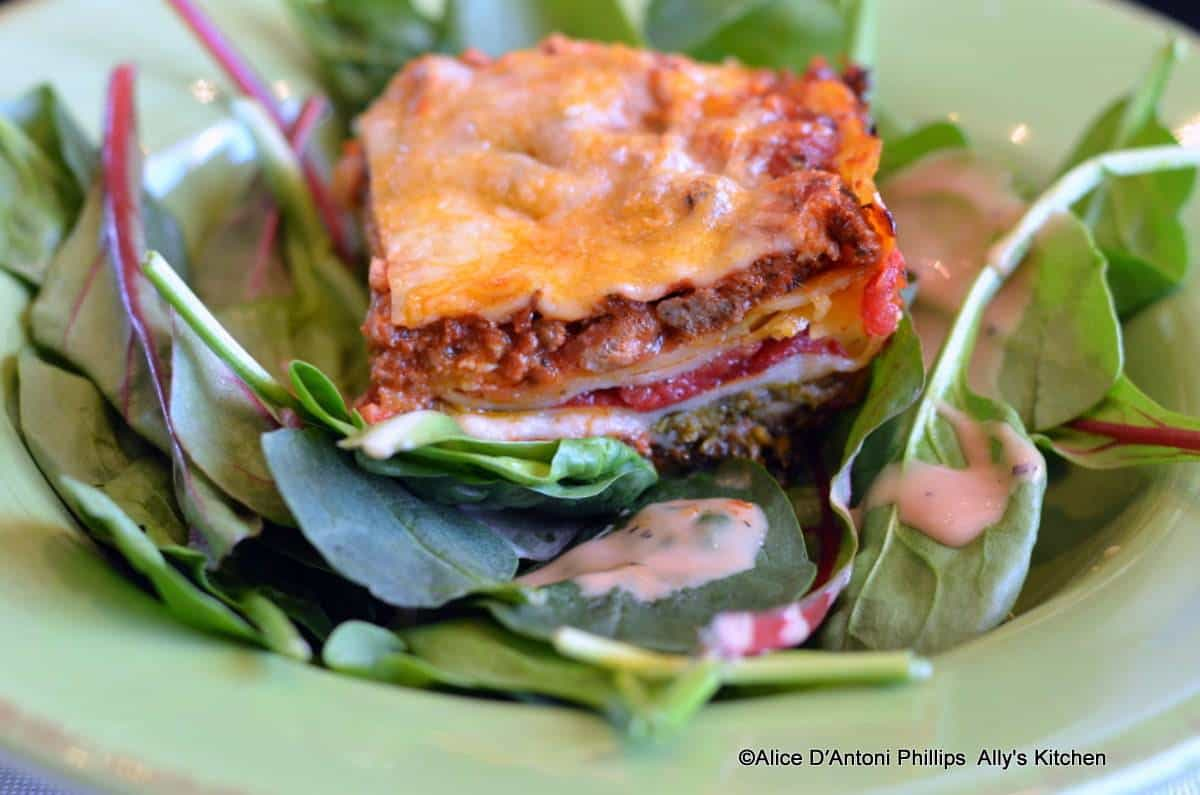 Bohemian Lasagna