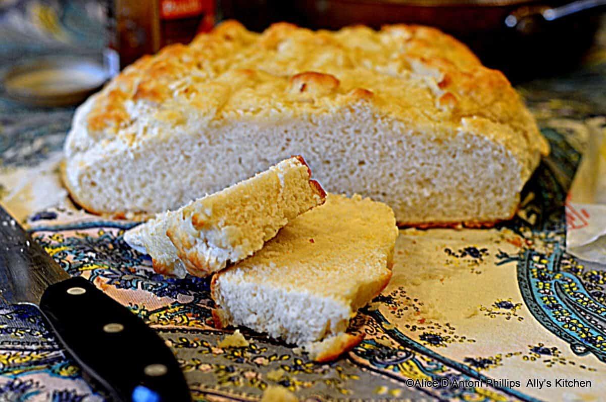 Crunchy Yeast Buttermilk White Bread