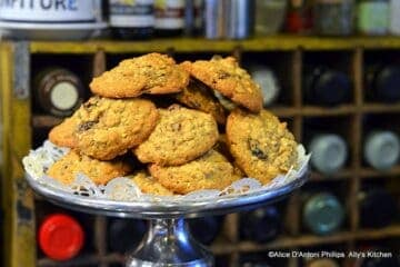 Chinese Five-Spice Cookies