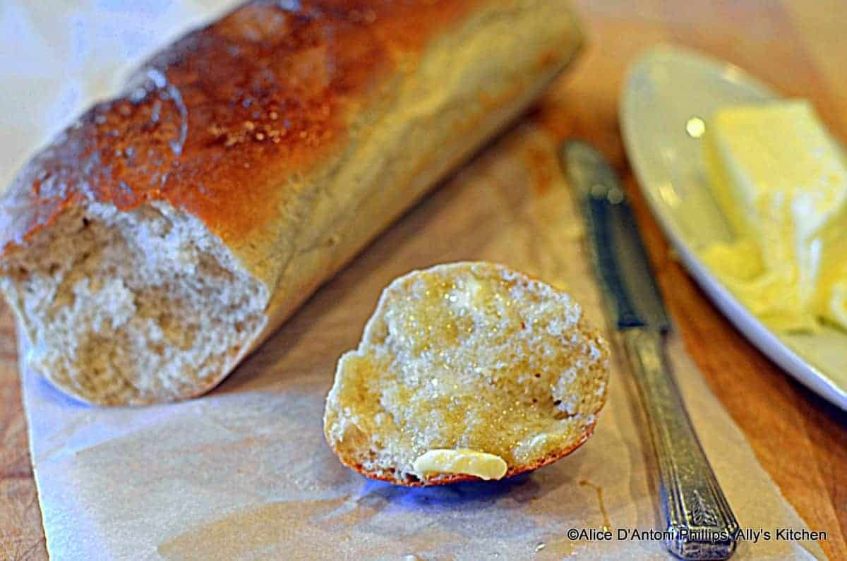 Italian Yeast Peasant Bread