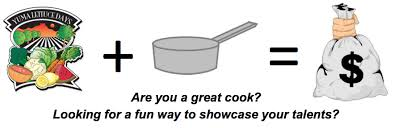 Cooking Contests~~A Sure-Fire Way to Feel like You're a Teenager Again!