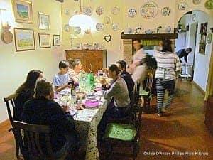 My Nomadic Adventure—Our Italian Family~~Poggio Mirteto