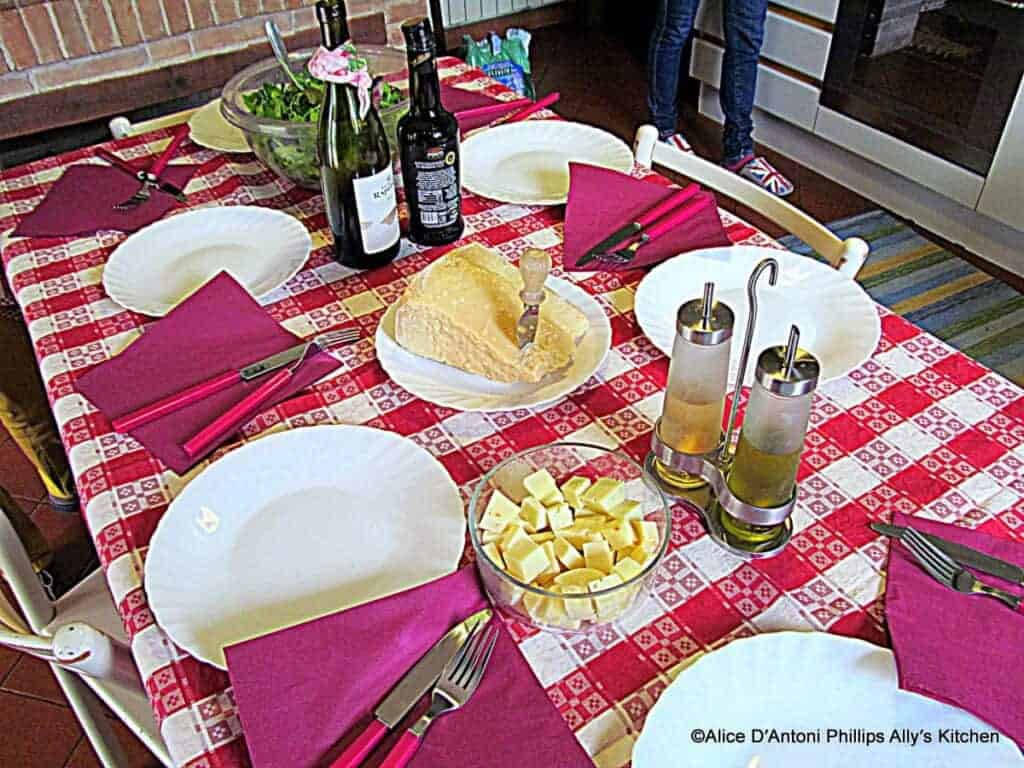 My Nomadic Adventure—Our Italian Family~~Poggio Mirteto