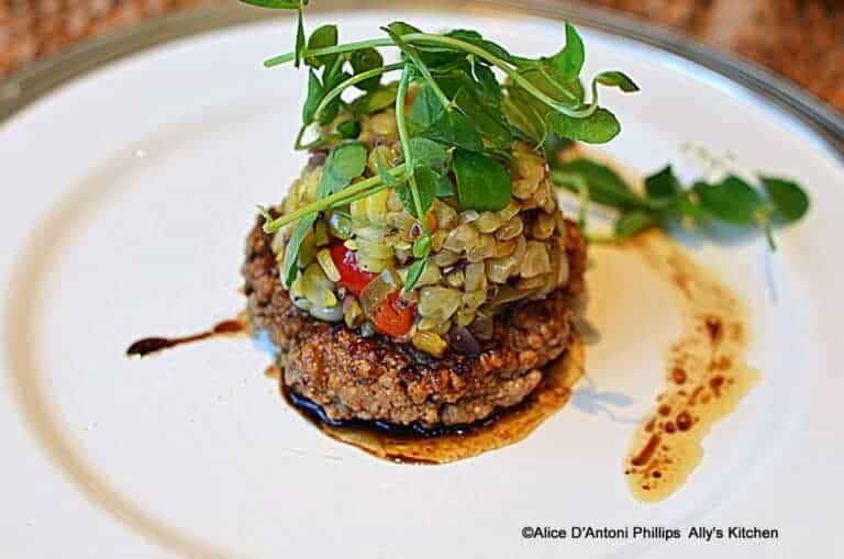 Chana Masala Pork & Corn Medley with Pea Sprouts