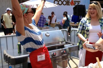 Thoughts from a 25k Grand Winner—Dole California Cook-Off—Read #2