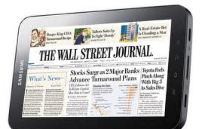 Wall Street Journal~~My Debut!