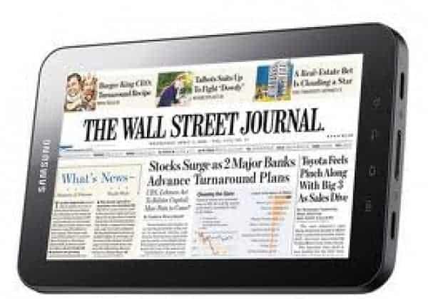 Wall Street Journal~~My Debut!