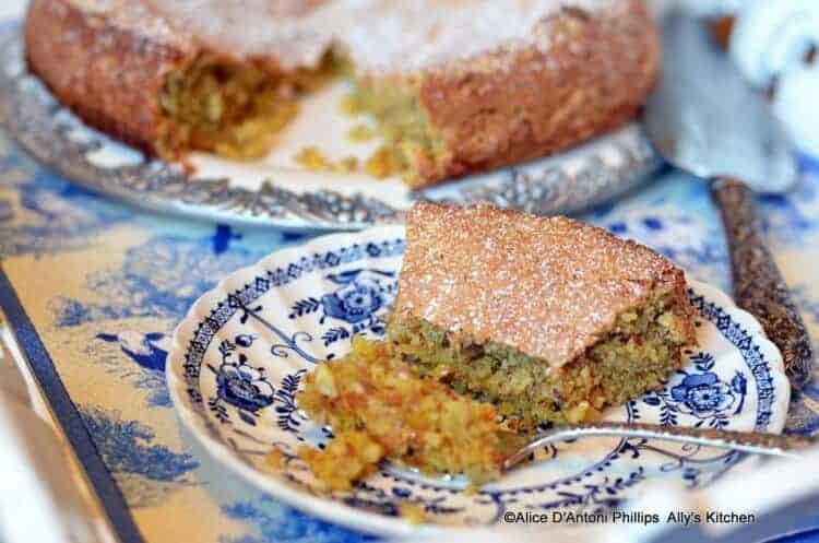 Almond Zest Cake
