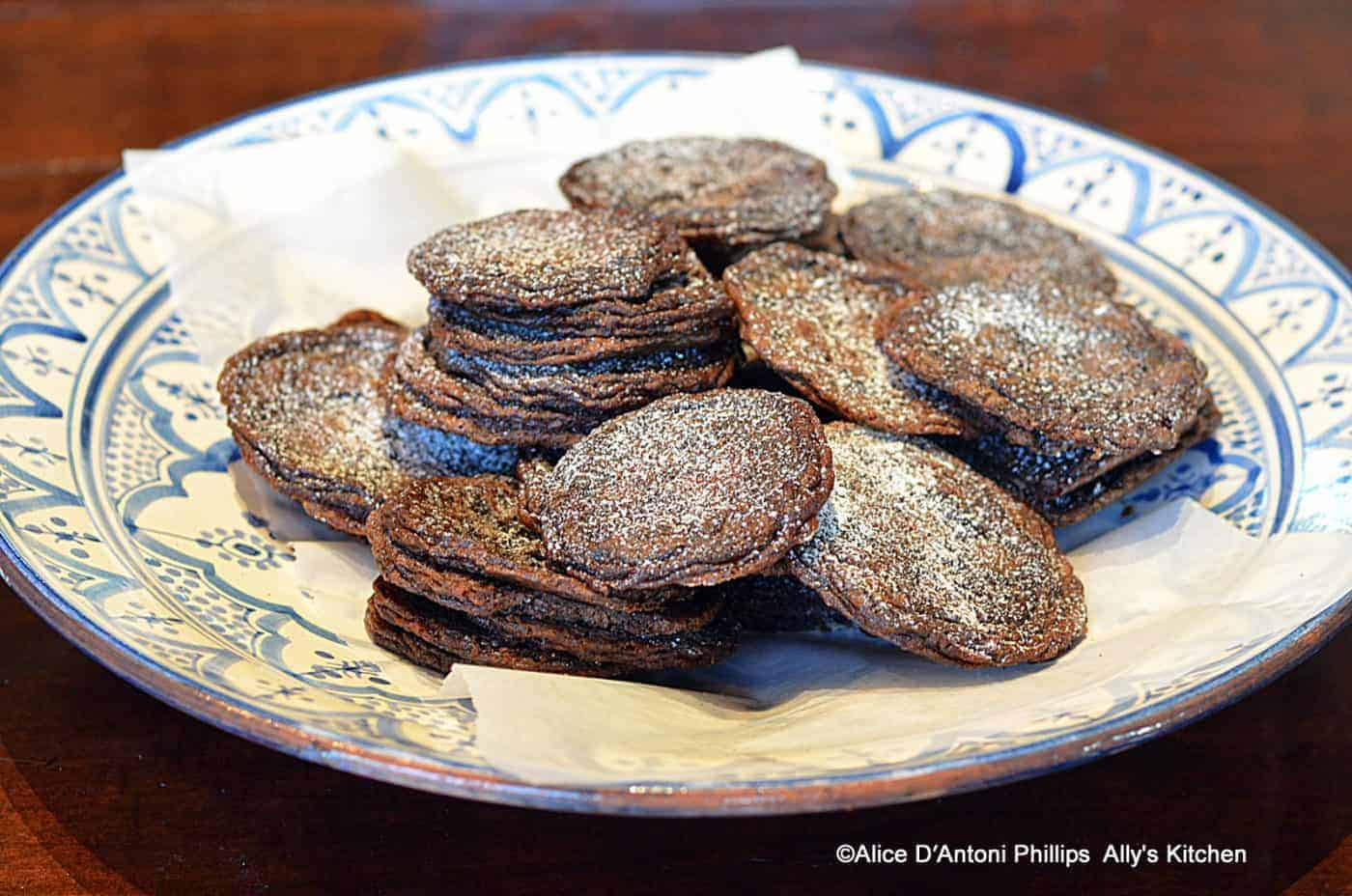 Sweet Treat Coffee Chocolate Chewy Crispers