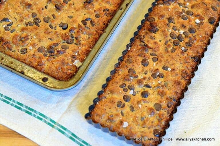 Willy Wonka Chocolate Graham Cracker Nut Bars