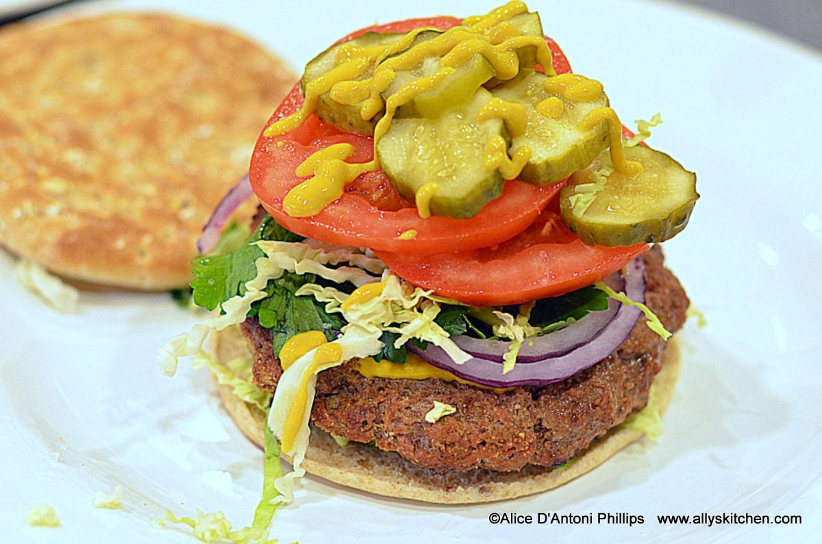 Barney Rubble Burger