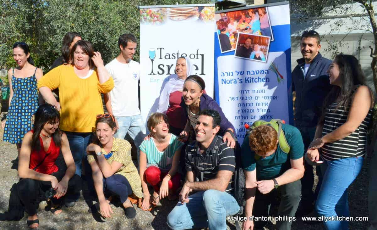 Taste of Israel~~The People Behind It