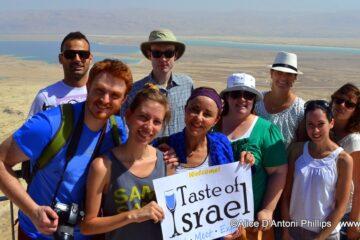Taste of Israel~~104 Hours to Fall in Love~~