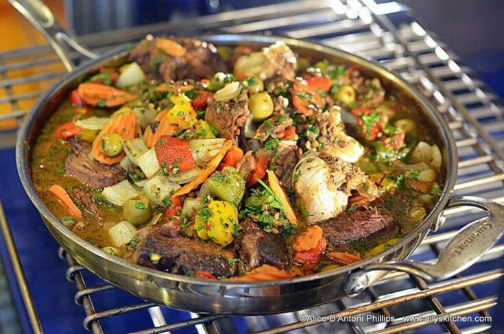 israeli beef roast