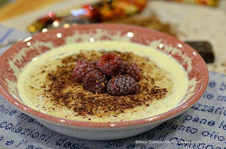 greek yogurt chocolate cream of wheat