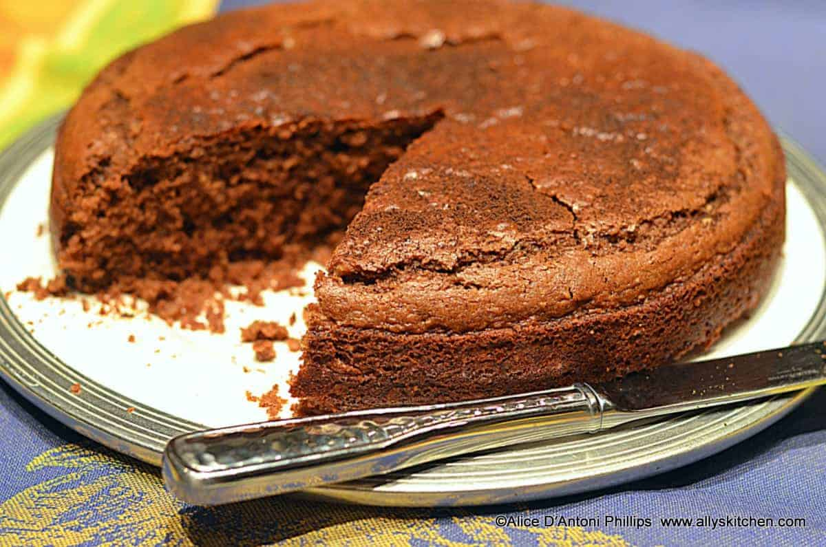 Cocoa Espresso Babovka~~Bohemian Cake