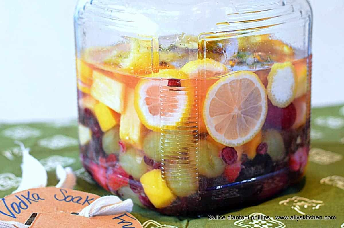 ~vodka infused fruit drink~