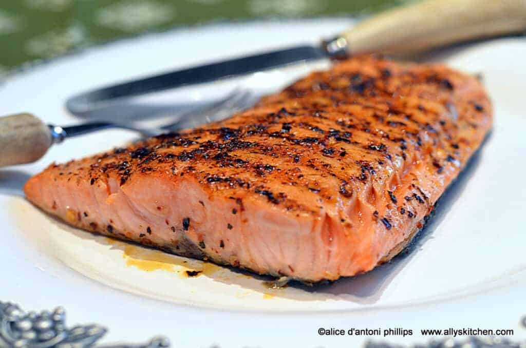 south african salmon