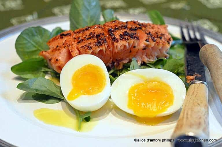 south african spiced salmon eggs
