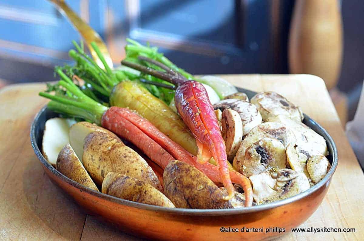 Mediterannean Slow Roasted Pot Roast