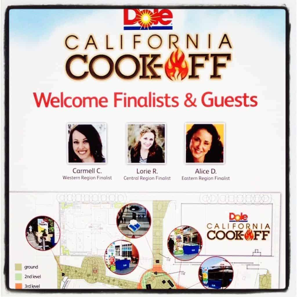are you the next dole cookoff winner