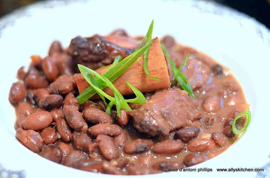 cranberry beans recipe