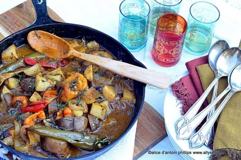greek veal kleftiko 'stolen meat'