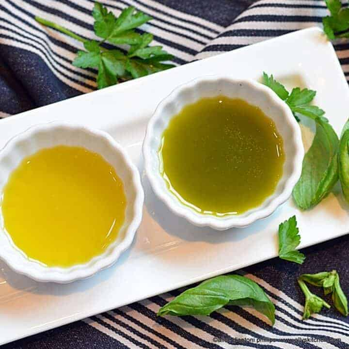 dipping olive oil