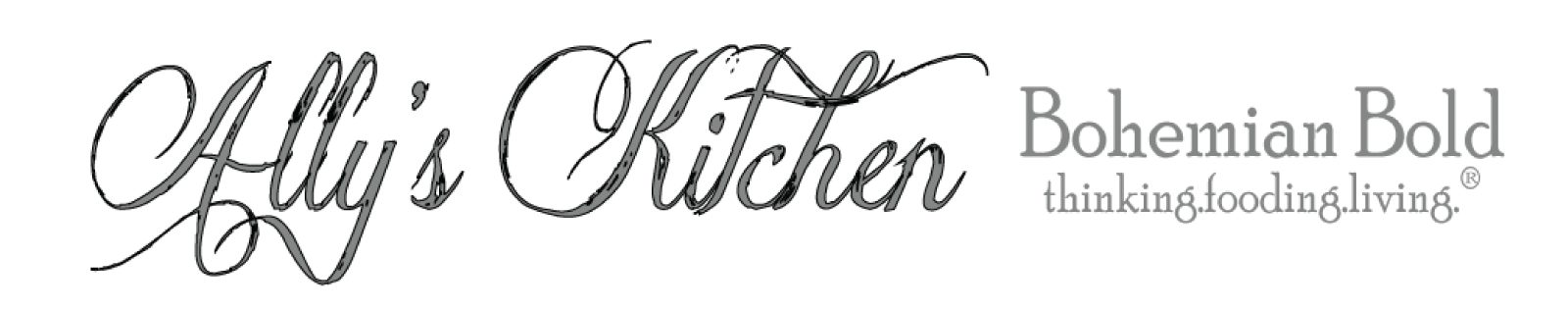 Ally's Kitchen logo