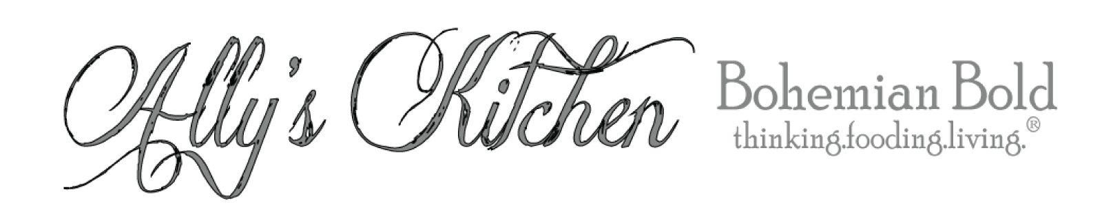 Ally's Kitchen logo