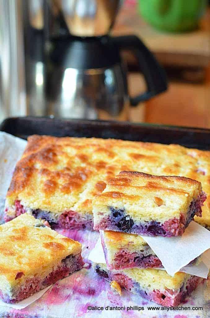 ~fruity moist sweet cake~