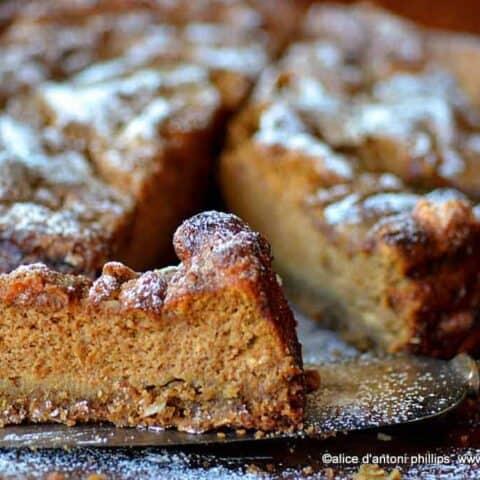 maple pumpkin meringue pie