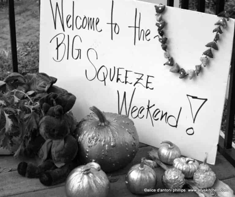 the big squeeze weekend