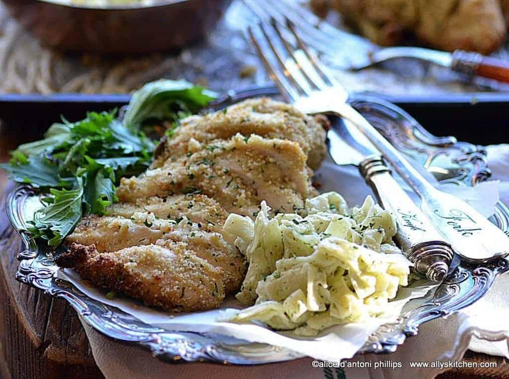 Italian Chicken Alfredo Pasta Chicken Recipes Italian Chicken