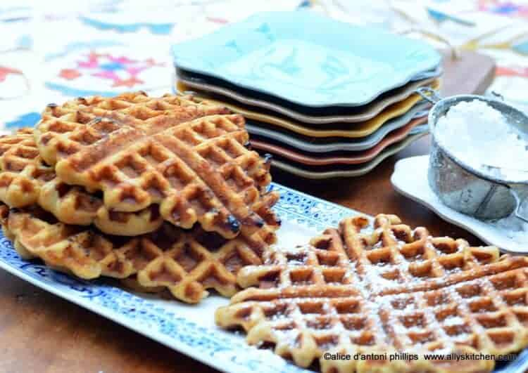 carrot cake pineapple date nut waffles