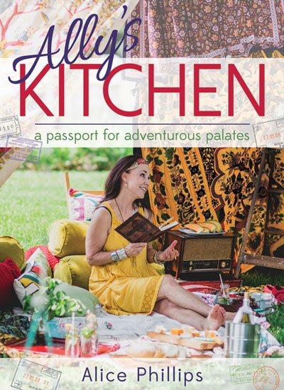 a boho cookbook