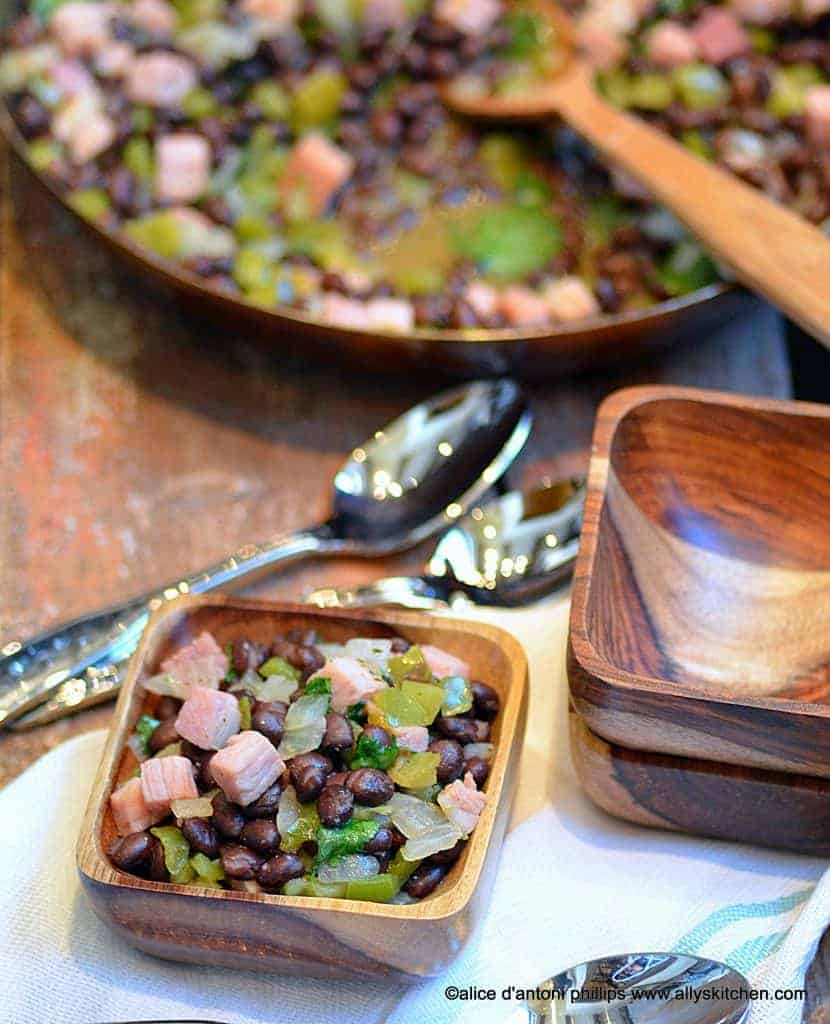 knorr black beans