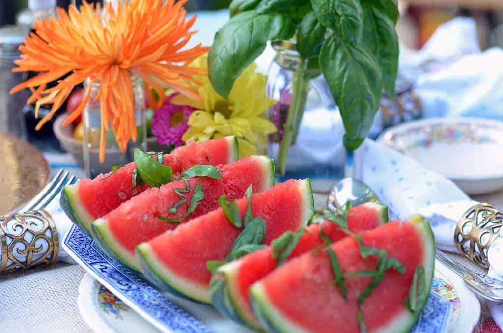 boho summer picnics