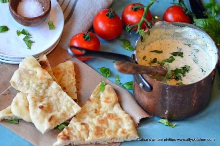 adriatic asiago cheese sauce