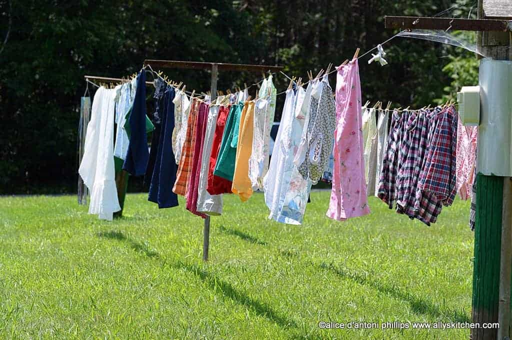 the clothesline talks