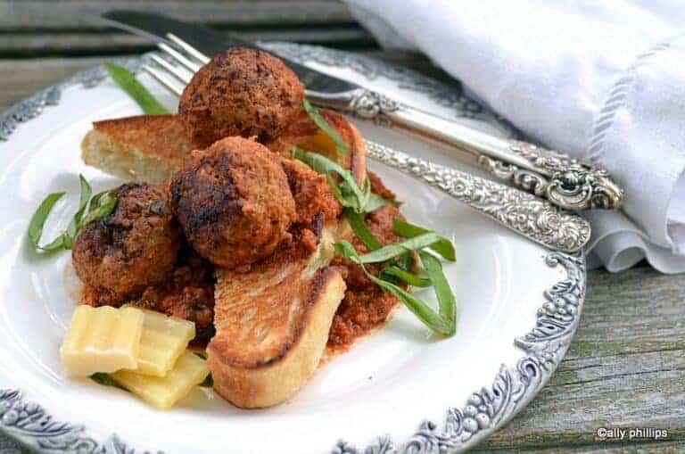 meatloaf meatballs
